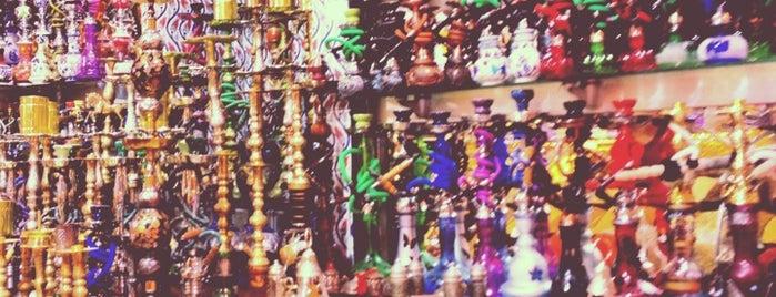 Египетский рынок is one of Wik Istanbul.