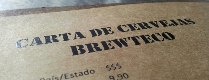 Brewteco is one of Onde comprar cerveja.