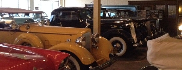 Packard Museum is one of Gem City.