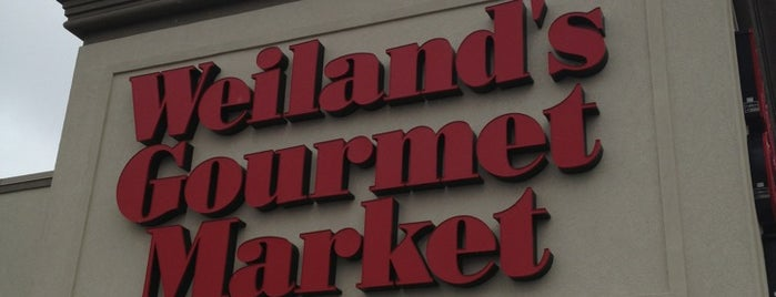 Weiland's Market is one of Heidi's Liked Places.