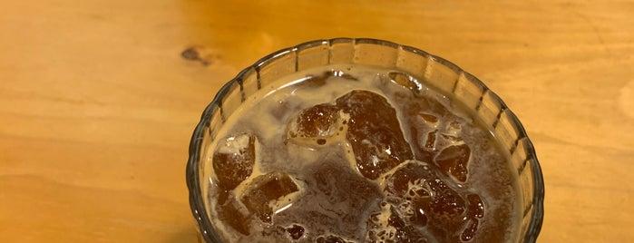 Black Sugar Coffee is one of HK Coffee shops.