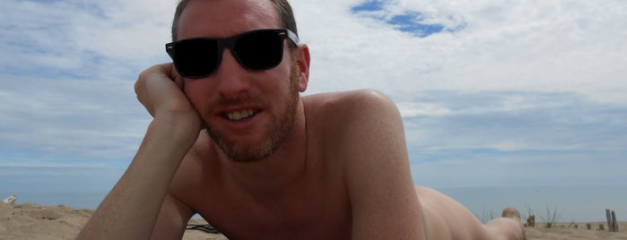 Dagde nude cap Cap d'Agde