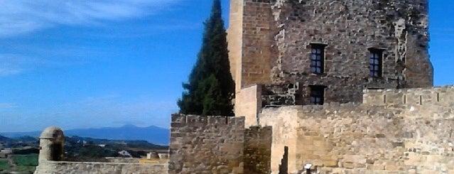 Castillo de Benabarre is one of Aragon.