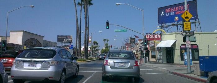 2nd Street - Long Beach, CA is one of Ben : понравившиеся места.