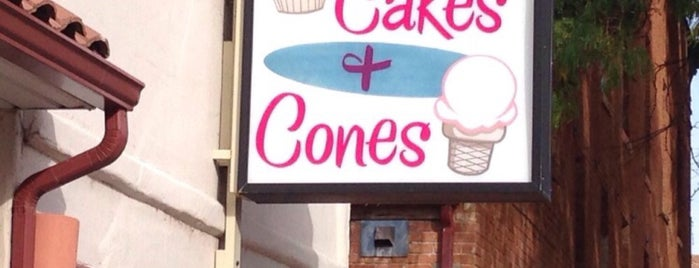 Crystal's Cakes And Cones is one of UT: Moab.