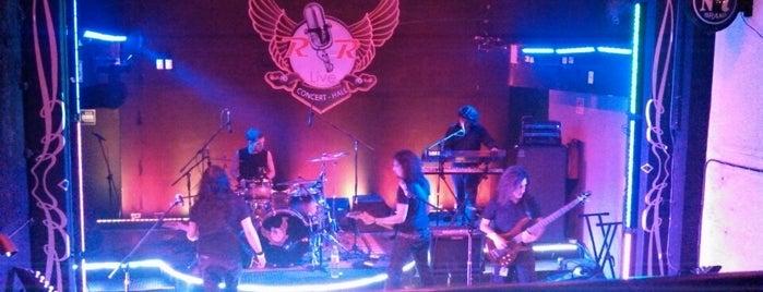 R&R Live is one of Alex: сохраненные места.
