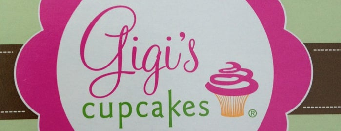 Gigi's Cupcakes is one of Let's Eat!.