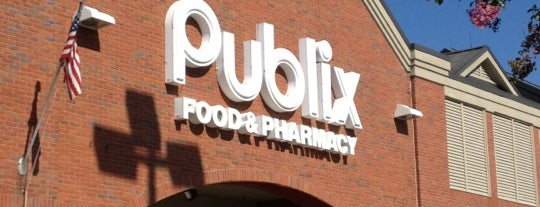 Publix is one of Lieux qui ont plu à Jstar.