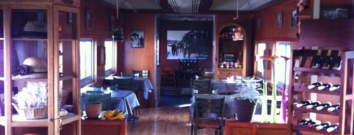 El Vagón Restaurant is one of Erwin'in Beğendiği Mekanlar.