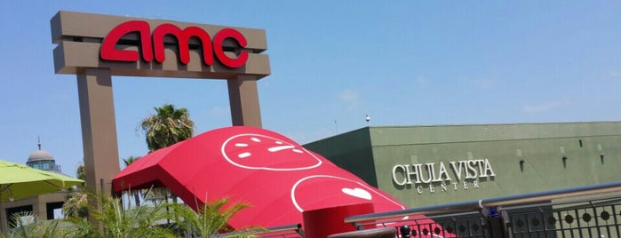 AMC Chula Vista 10 is one of Diego's Liked Places.