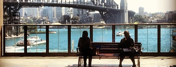 Circular Quay Station is one of Australia.
