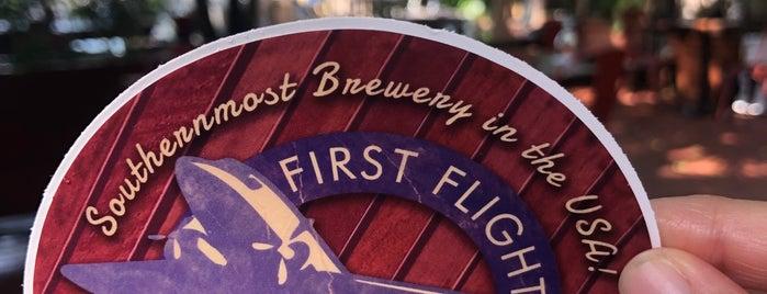 First Flight Island Restaurant & Brewery is one of Key West.