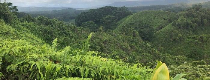 Kalepa Trail is one of Hawaii.
