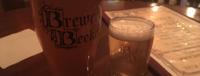Brewery Becker is one of Awesomeness!.
