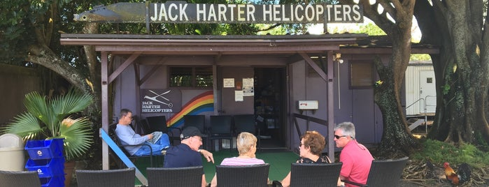 Jack Harter Helicopters is one of Hawaii  Vacay.