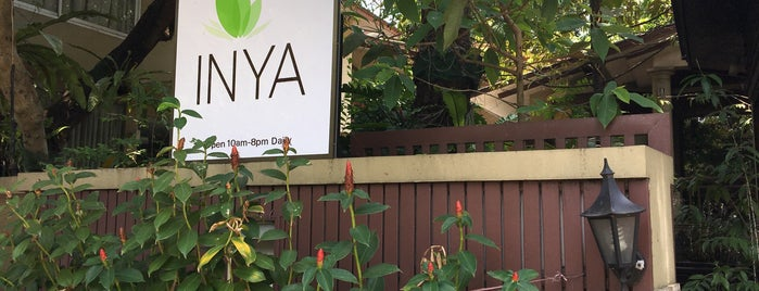 Inya Day Spa is one of Yangon.