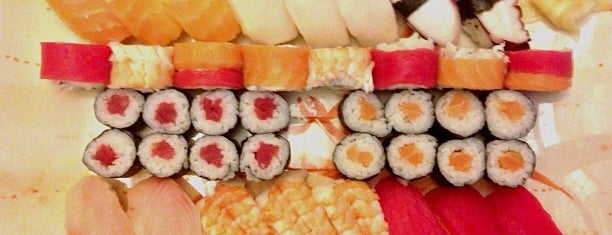 Bikkuri Sushi is one of ?.