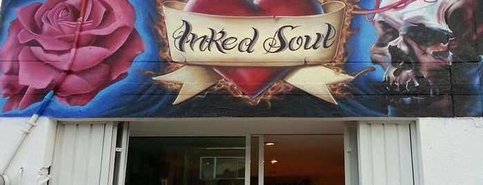 Inked Soul is one of Puebla BiciAmigable.
