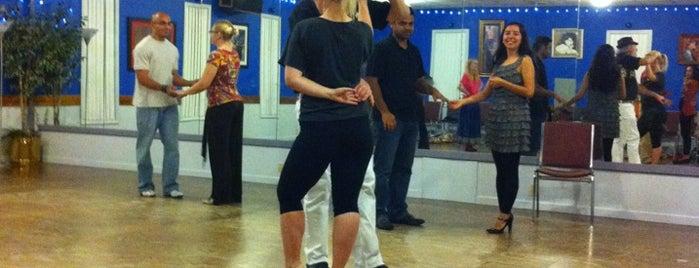Triangle Dance Studio is one of Lugares favoritos de Greg.