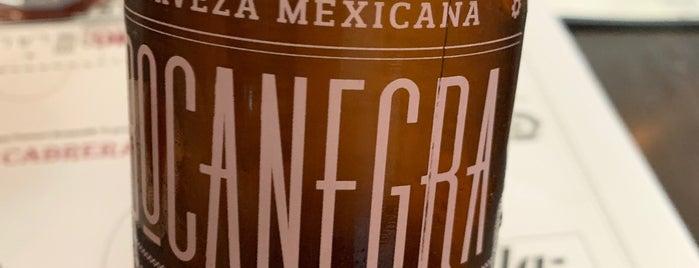 La Cabrera is one of Df Steakhouse, Internacional.