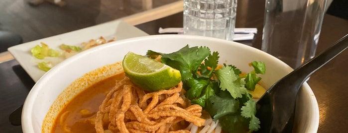 Williamsburg Thai Cuisine is one of Williamsburg Lunch Spots.