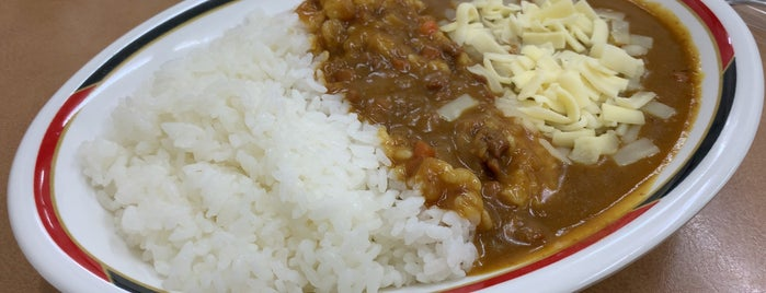Miyoshino is one of LOCO CURRY.