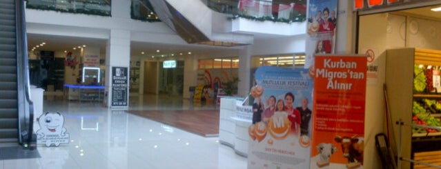 White Corner AVM is one of Istanbul - AVM - Malls.