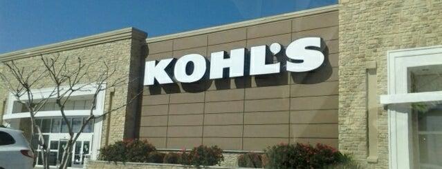 Kohl's is one of Tempat yang Disukai Jim.