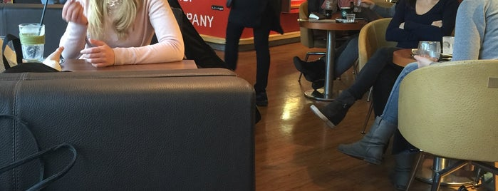 Coffeeshop Company is one of Vienna's wheelchair accessible restaurants.