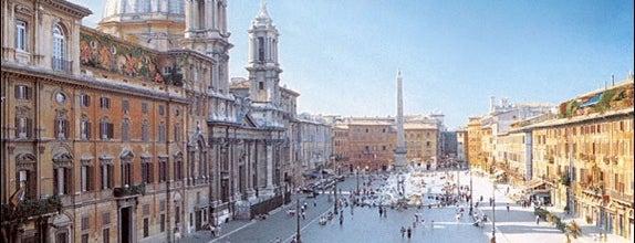 Navona Meydanı is one of Roma.