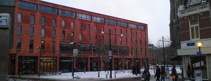 Catharinaplein is one of (Temp) Best of Eindhoven.