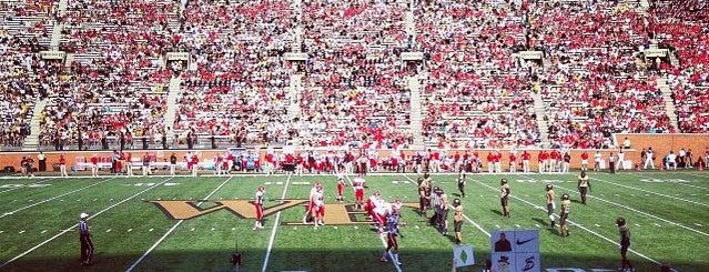BB&T Field is one of U.S. - Stadium :: List.