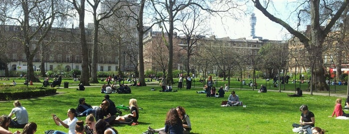 Russell Square is one of Must Visit London.