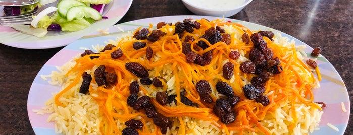 Kabul International Restaurant & Bakery is one of To-do - Restaurants & Bars.