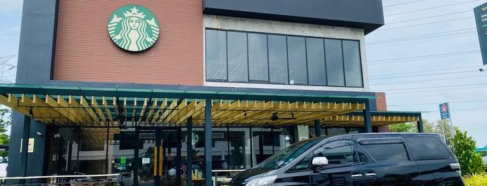 Starbucks is one of Rahmat'ın Beğendiği Mekanlar.