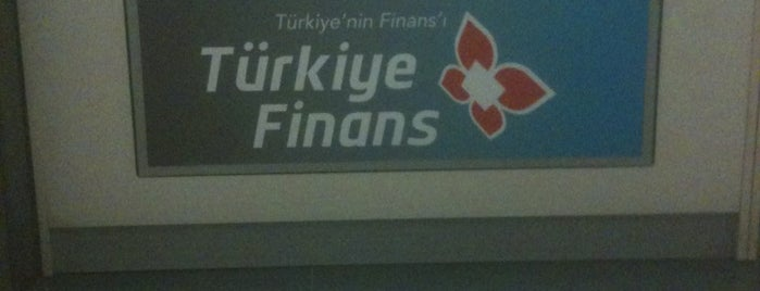 Türkiye Finans is one of สถานที่ที่ Gizemli ถูกใจ.