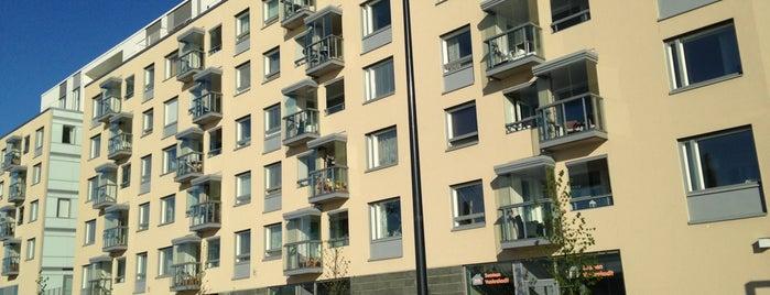 As Oy Helsingin Kapteeninranta is one of สถานที่ที่ Ari-Pekka ถูกใจ.