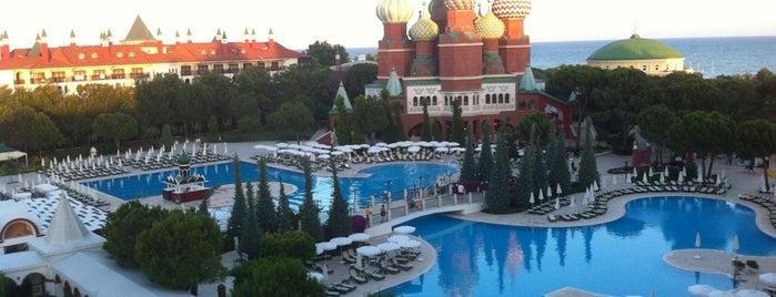 PGS Kremlin Palace is one of Antalya Lara.