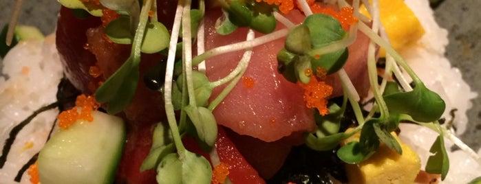 Sushi Kappo Tamura is one of Seattle.