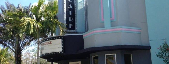 Paseo Movie Theater is one of PASEO.