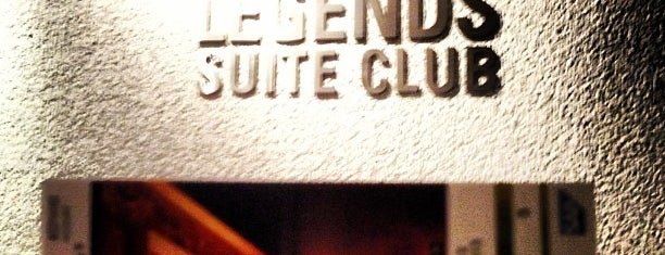 Legends Suite Club is one of Yankee Favs by YankeeQueen69.