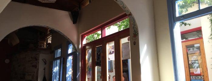 Συντρίμμι - Συνεργατικό Καφενείο is one of Αθηνααα.