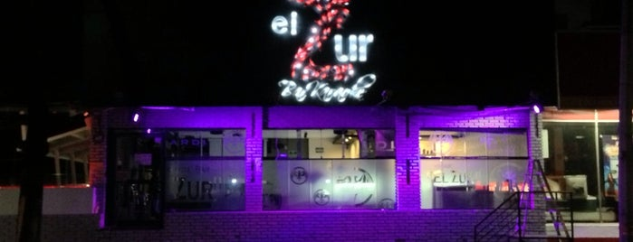 El Zur is one of Lugares favoritos de Ricardo.