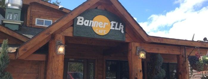 Banner Elk Cafe is one of Orte, die Christian gefallen.