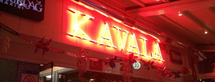 Kavala Restaurant is one of Chill/34.