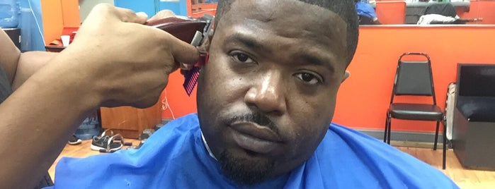 Creative Precision Barbershop is one of Brian 님이 좋아한 장소.