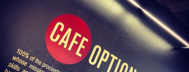 Cafe Options is one of Free repeating specials.