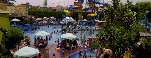 Suncity Waterpark is one of Surabaya.
