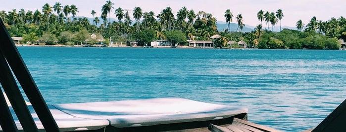 Laguna de Chacahua is one of Tempat yang Disimpan Gladys.