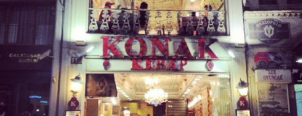 Konak Kebap is one of My list.